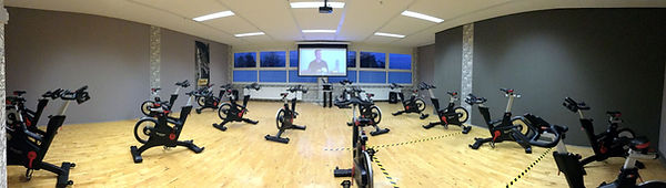 IndoorCycling bei Fitness First Class in Mainz