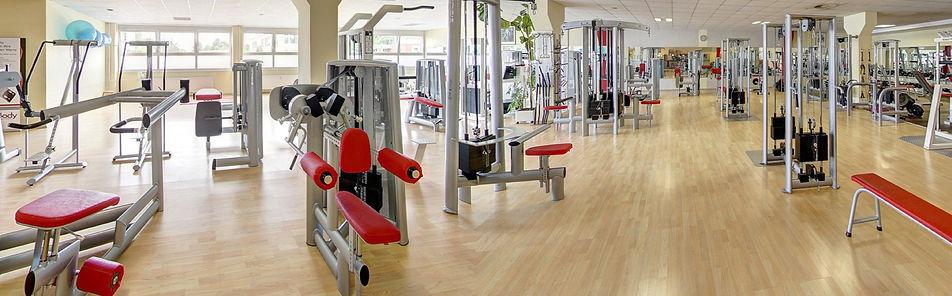Gerätetraining bei Fitness First Cl