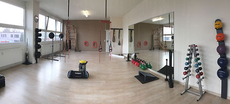 Personaltraining bei Fitness First Class