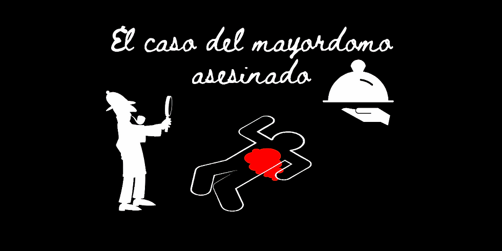 El caso del mayordomo asesinado (B2-C1)