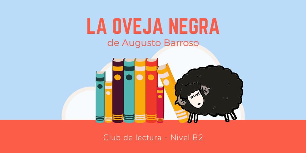 """Club de lectura: """"La oveja negra"""" (B2)"""