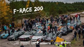 """Registracija į """"F-Race 200"""" pirmą etapą!"""