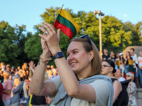Kotryna Poliškytė | Bring Together Lithuania istorijos