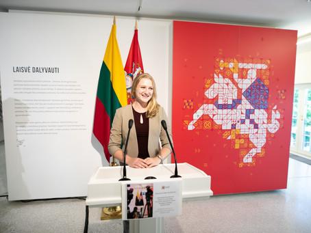 Bring Together Lithuania stories | AISTE BALCIUNAITE