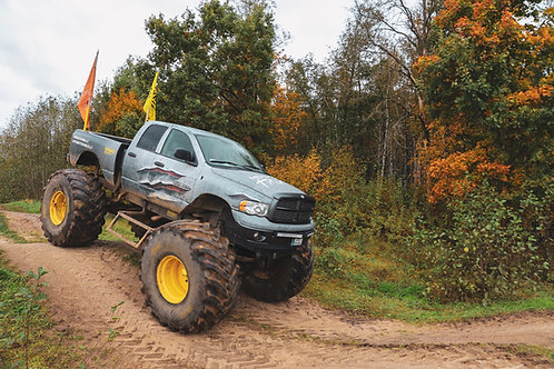 Vairuok Monster Truck