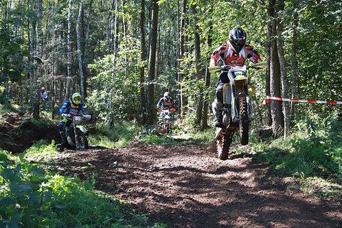AMP Enduro parkas motociklams ir keturračiams