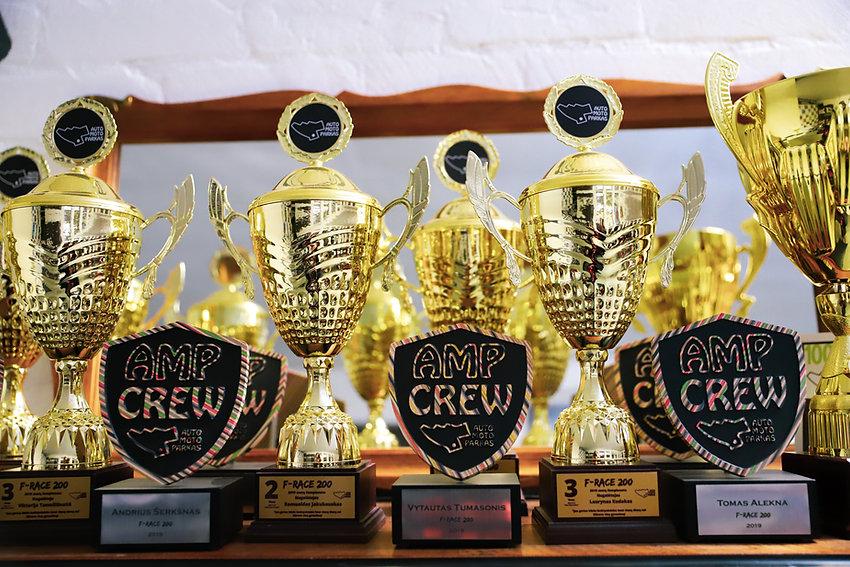 AMP apdovanojimai