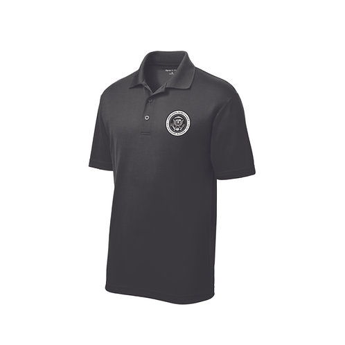 MOISTURE WICKING Polo NASAMS w/ PATCH