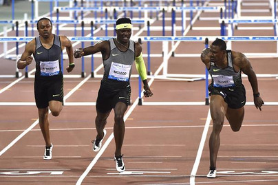 MCLEOD NOW THE MAN TO BEAT IN THE 110M HURDLES – IAAF DIAMOND LEAGUE...