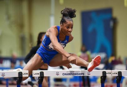World Record Motivates Kendra Harrison To Do Even More...