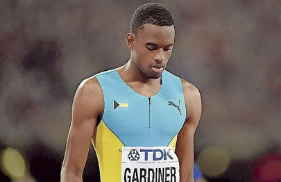 Gardiner Breaks His National Record In 400m Victory...
