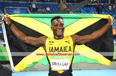 'An absolute honour.'  McLeod Reacts to being Shortlisted for 2016 RJR Sportsman of the Year Award..