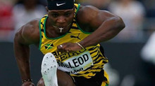 HURDLER MCLEOD MAKES HISTORY AS A BARRIER BREAKER AFTER 9.99 100M WIN....