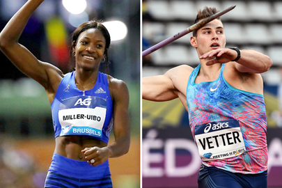 MILLER-UIBO AND VETTER TELECONFERENCE HIGHLIGHTS – IAAF DIAMOND LEAGUE...