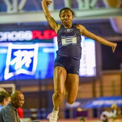 Chanice Porter - Long Jumper
