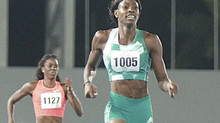 Shaunae On Fast Track...