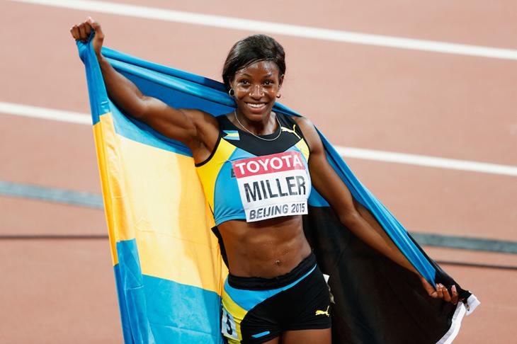 Shaunae Miller - 400m
