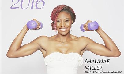 All Eyes on Calendar Girl, Shaunae Miller