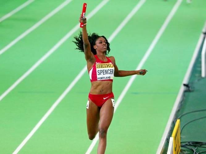 Ashley Spencer - 400m/400mH