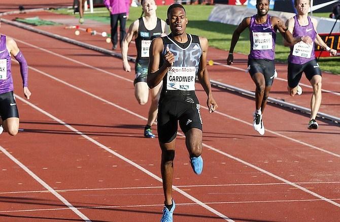 Steven Gardiner - 400m