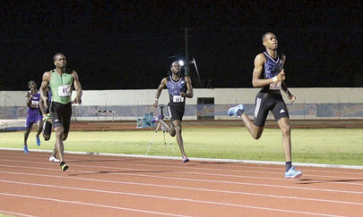 National Track And Field Championships: Gardiner Sets New National Record In 400m