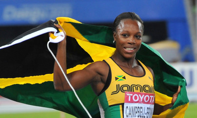 "5 OLYMPICS, 8 MEDALS, JAMAICA'S VERONICA CAMPBELL-BROWN: ""I HAVE ALWAYS RUN TO GIVE GOD GLORY"""