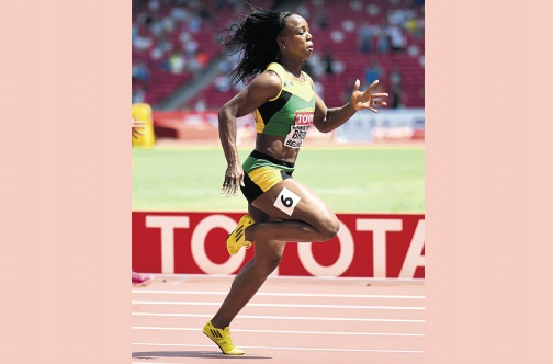 Veronica Campbell-Brown - 100m/200m