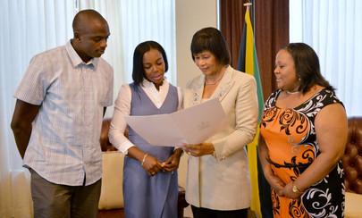 VCB appointed Ambassador Special Envoy of Jamaica.....