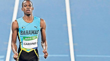 Gardiner Wins Diamond League 400m...