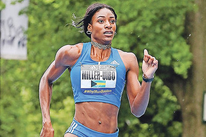 Miller-Uibo Agrees to Sponsor Coaches Association Bay Street Mile