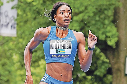 Miller-Uibo Listed as Seventh-Fittest Female in the World...