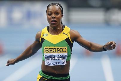 ARK. SPORTS HALL OF FAME: Jamaican gave UA sprinting credibility...