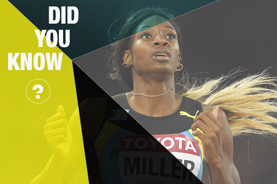 Did You Know This About Shaunae Miller...