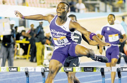 Omar McLeod to Go Pro Later this Month.....