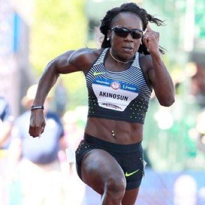 Going For Gold: Q&A With Morolake Akinosun...