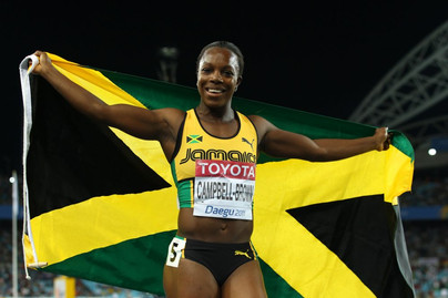 8X Olympics Medalist Veronica Campbell-Brown Talks Fitness, Olympics & Much More!