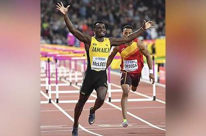 CB Group-UWI 5K Run to Honor Omar McLeod...