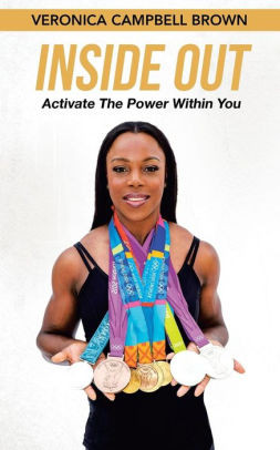"""Veronica Campbell Brown's Newly Released """"Inside Out"""" Is an Empowering Book for Indivi"""