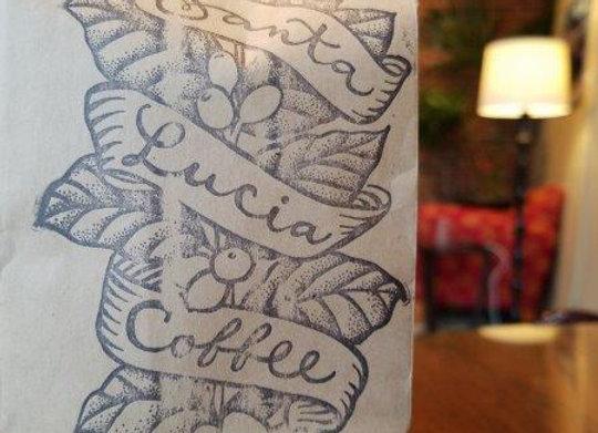 Santa Lucia Coffee: One delivery