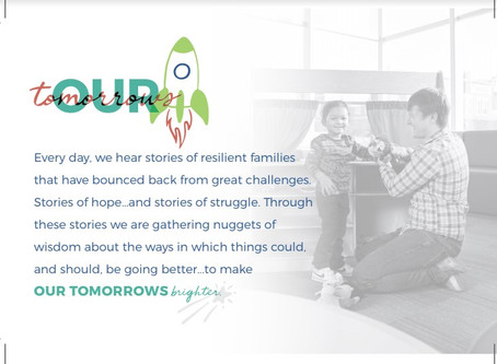 Your HELP is Needed: Our Tomorrows Resident Storytelling Launch