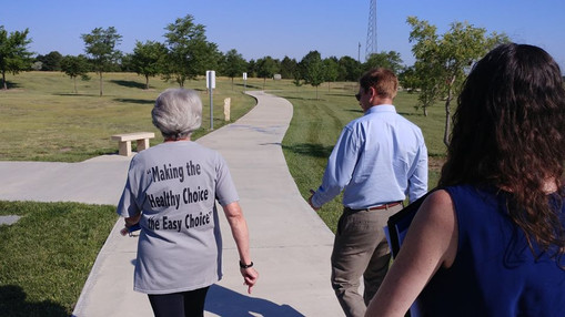 LiveWell Northwest Kansas Colby Walking Trail