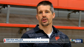 LiveWell helps Colby Elementary secure a $30,000 grant to keep students active