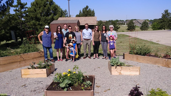 Community Garden LiveWell Northwest Kansas