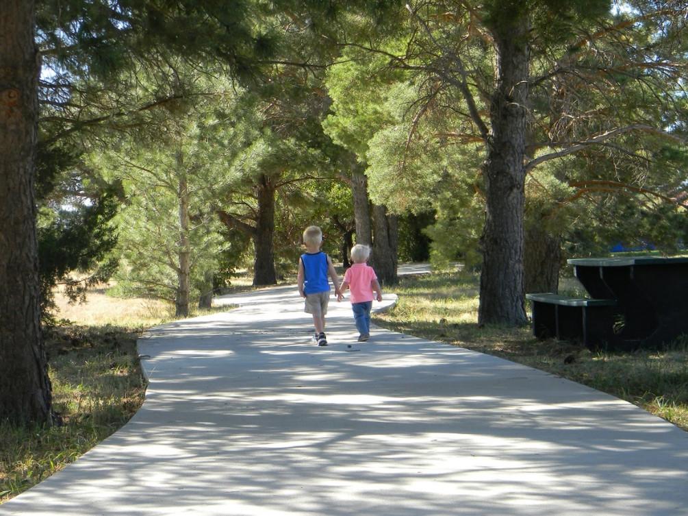 LiveWell Northwest Kansas Colby Walking Trails