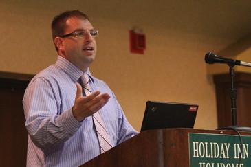LiveWell Northwest Kansas Director Travis Rickford