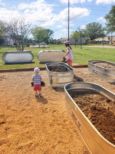 Jessie Stephens Community Garden Colby Kansas