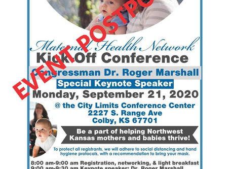 [postponed] Maternal Health Network kickoff event