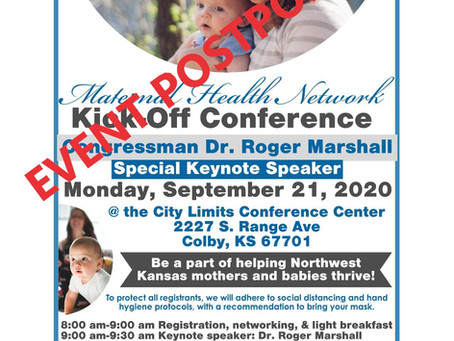 NWKS Maternal Health Network: Virtual Kickoff Event