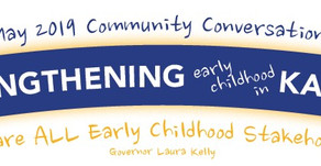 Strengthening Early Childhood in Kansas: May 8 Sessions in Oakley and Goodland