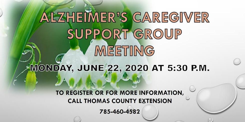 Alzheimer Caregiver Support